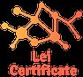 LEI Certificate